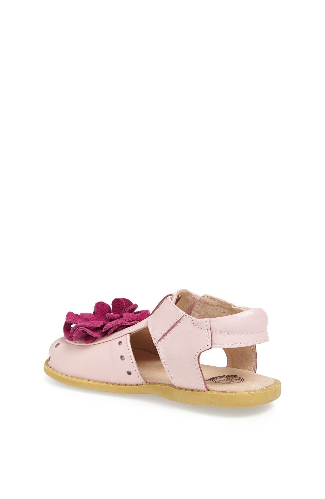 Alternate Image 2  - Livie & Luca 'Bloom' Sandal (Baby, Walker & Toddler)
