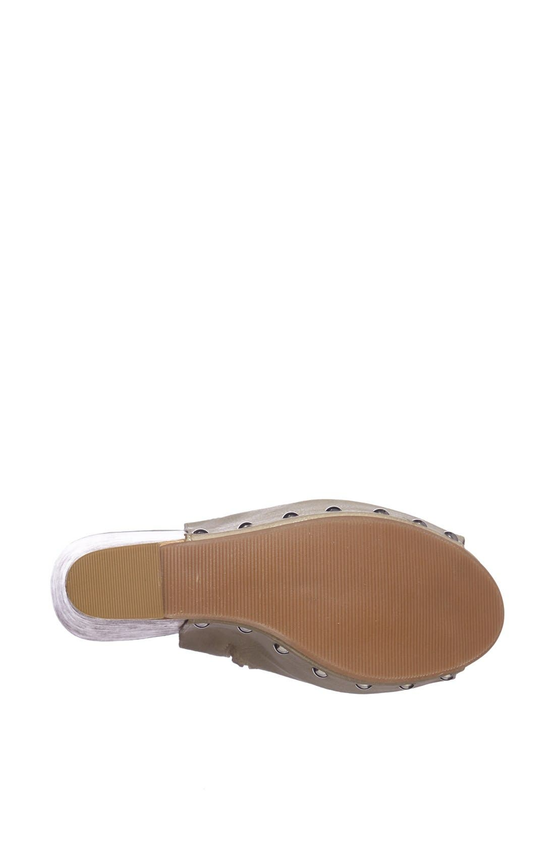 Alternate Image 4  - Chinese Laundry 'Jeepers' Wedge Sandal