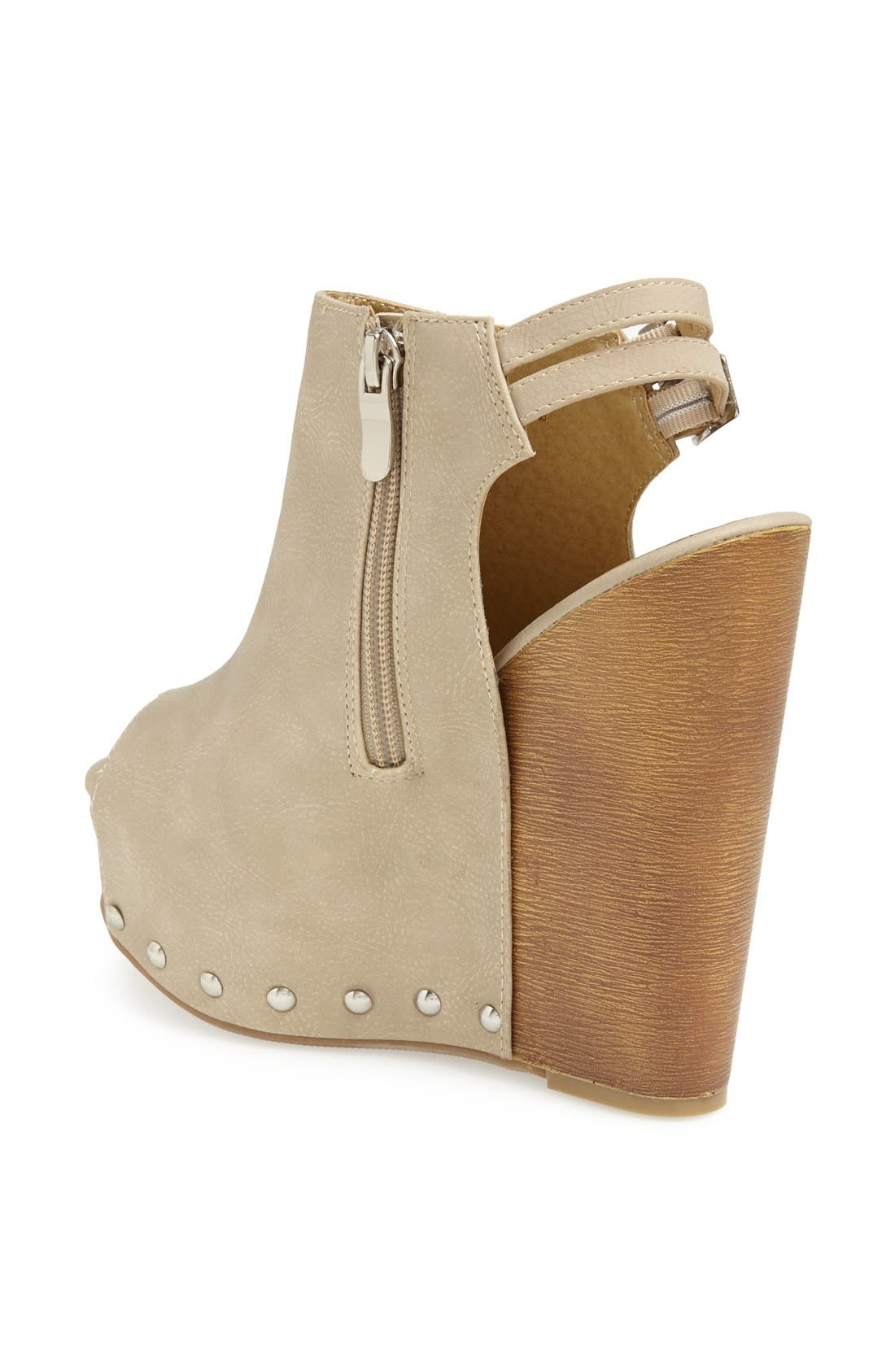 Alternate Image 2  - Chinese Laundry 'Jeepers' Wedge Sandal