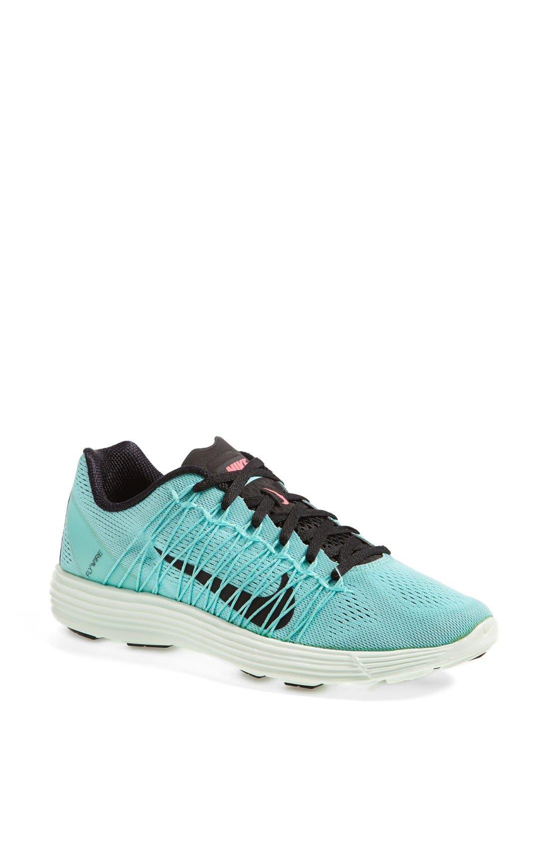 'Lunaracer+ 3' Running Shoe,                             Main thumbnail 1, color,                             Hyper Turquoise