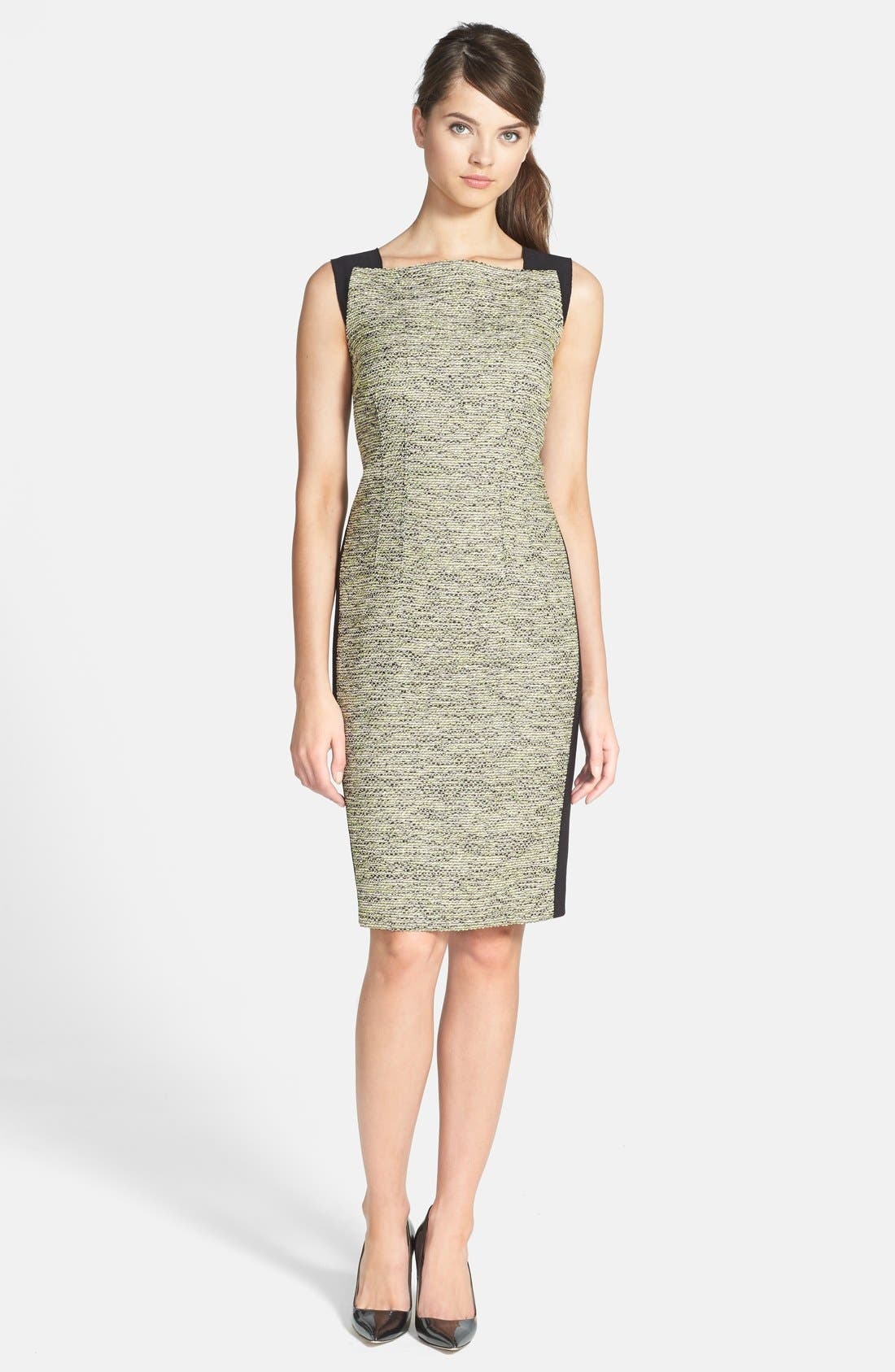 Alternate Image 1 Selected - T Tahari 'Torrence' Dress
