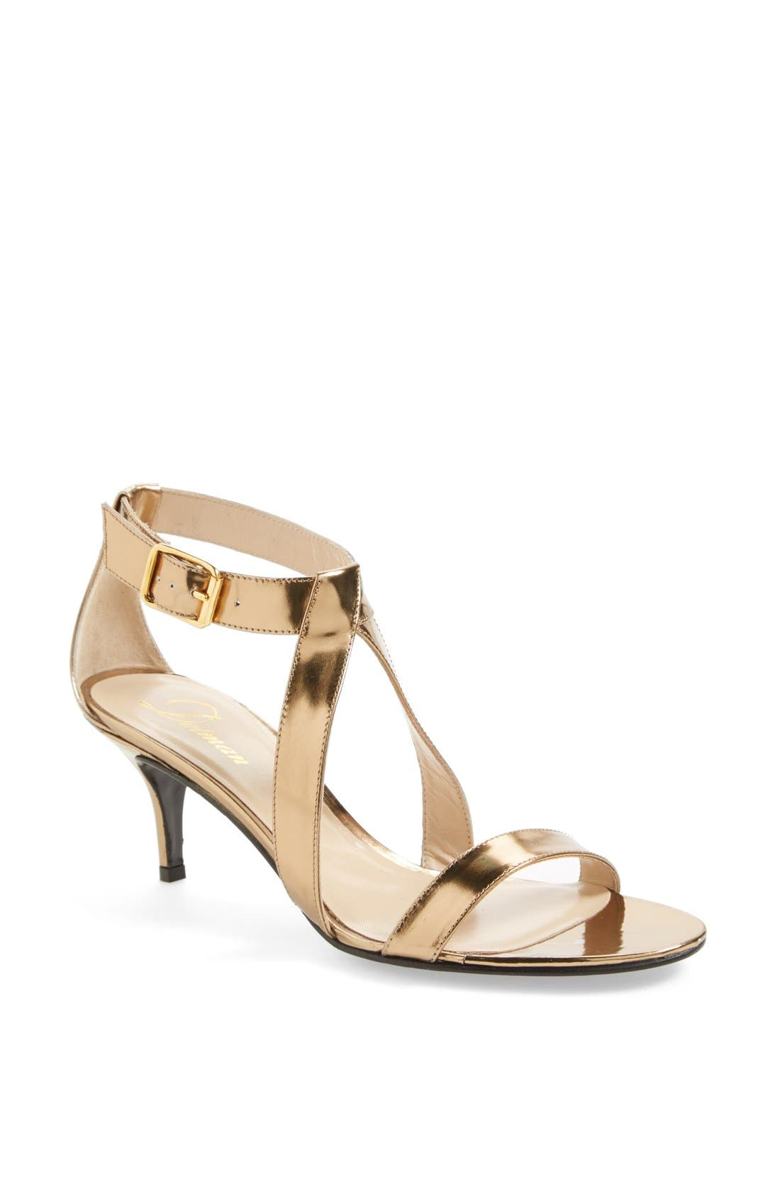 Alternate Image 1 Selected - Delman 'Tori' Sandal (Online Only)
