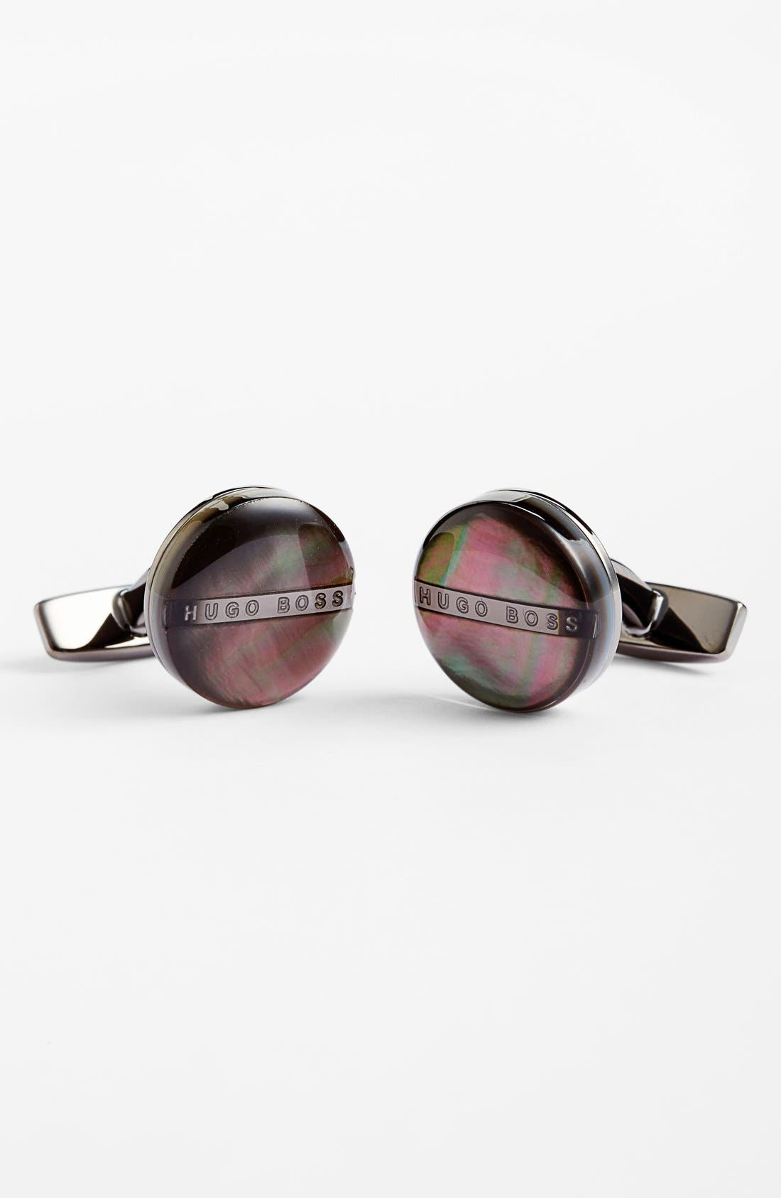 Alternate Image 1 Selected - BOSS HUGO BOSS 'Malos' Cufflinks