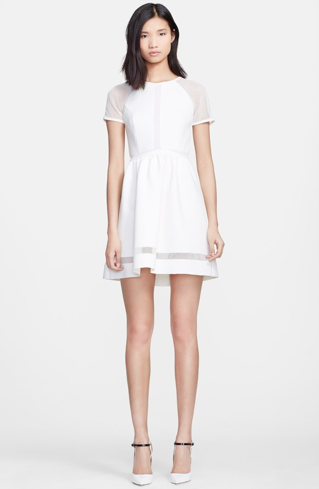 Alternate Image 1 Selected - Rachel Zoe 'Baxter' Fit & Flare Dress