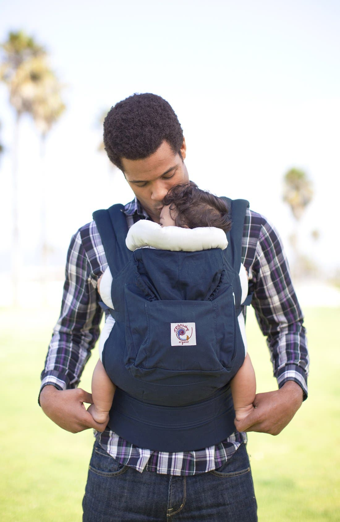 Alternate Image 6  - ERGObaby Baby Carrier
