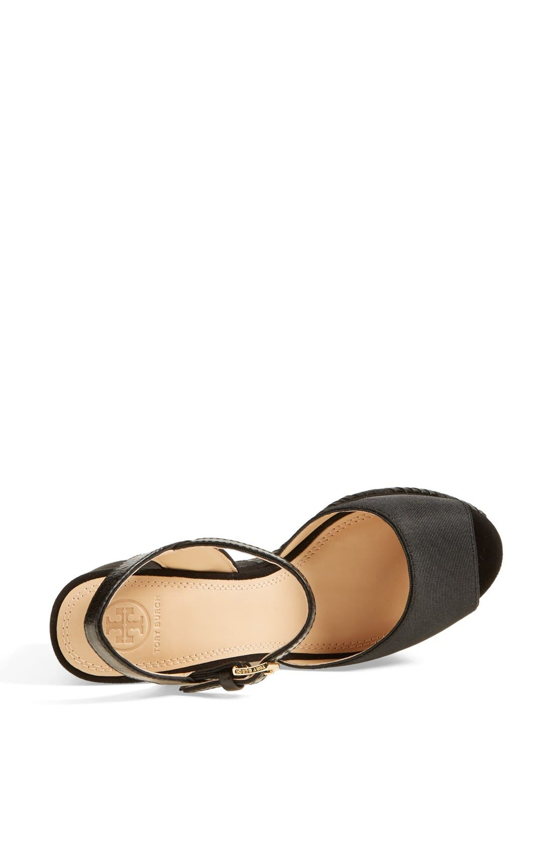 Alternate Image 3  - Tory Burch 'Brie' Platform Sandal