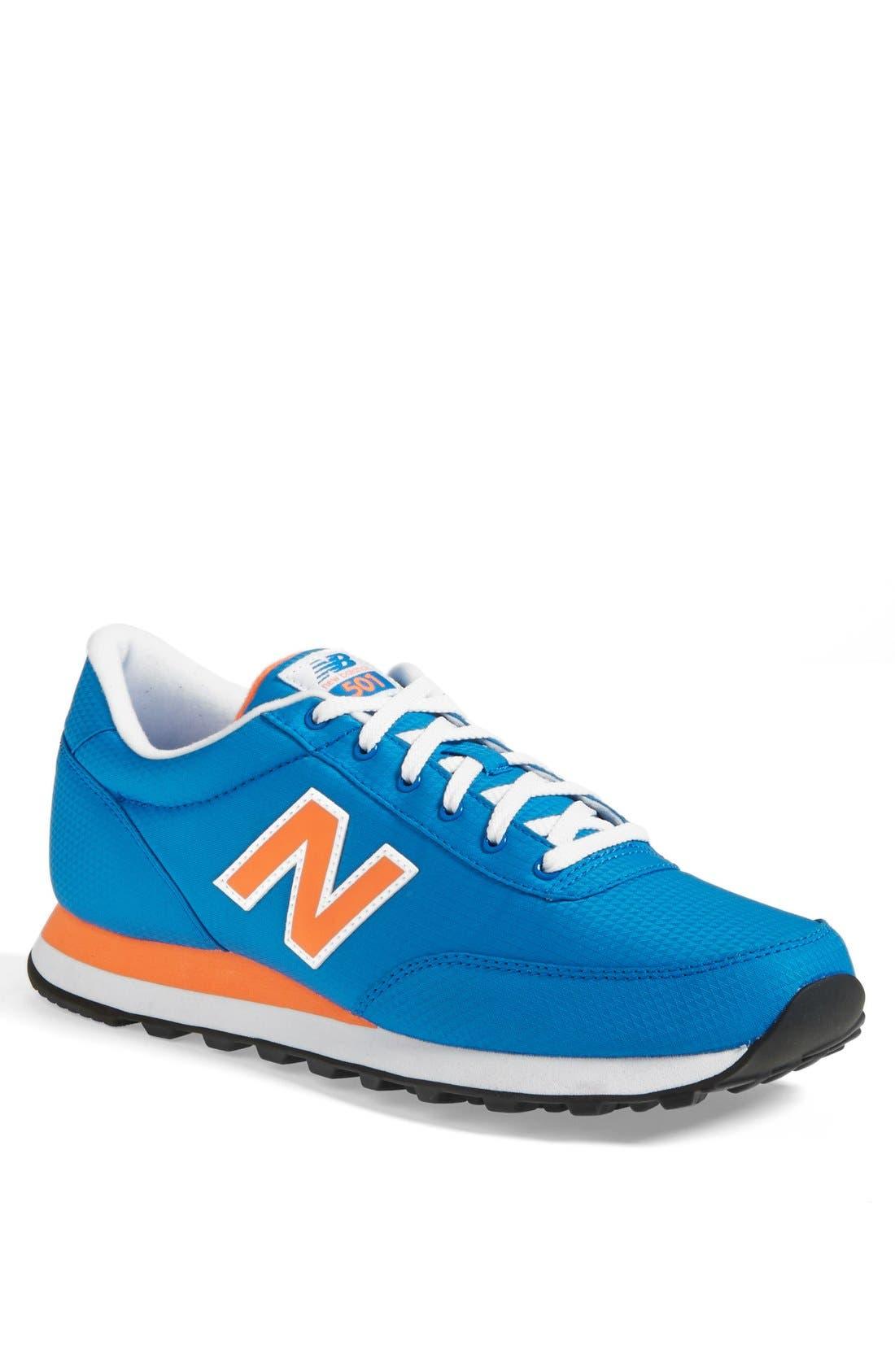 Alternate Image 1 Selected - New Balance '501' Sneaker (Men) (Online Only)