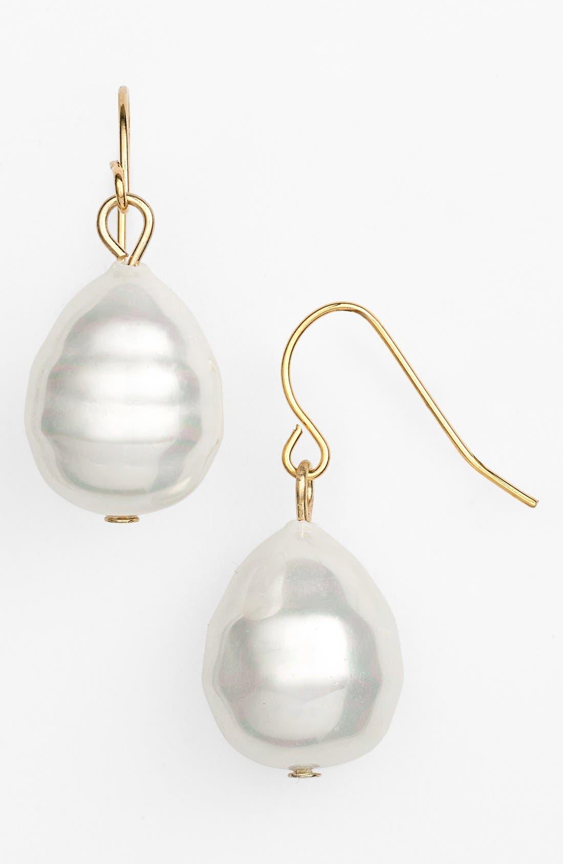 Alternate Image 1 Selected - Lauren Ralph Lauren Drop Earrings