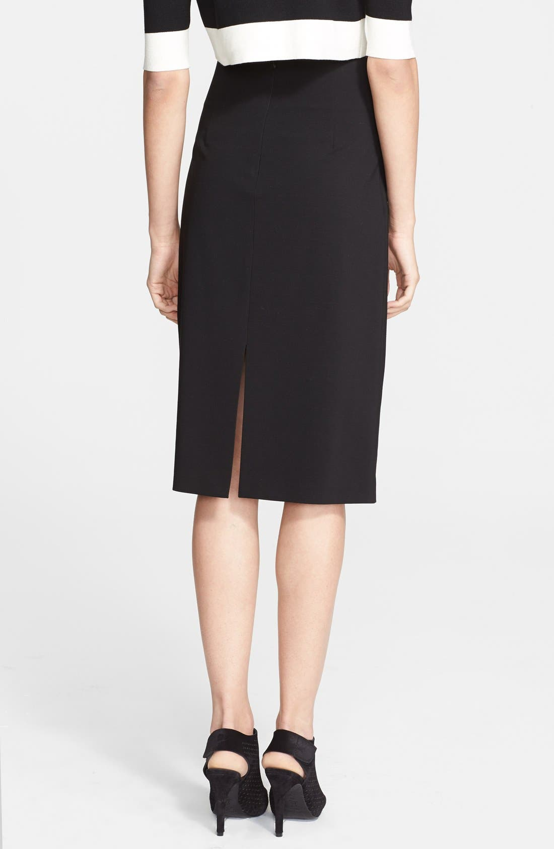 Alternate Image 2  - Theory 'Austell' Pencil Skirt