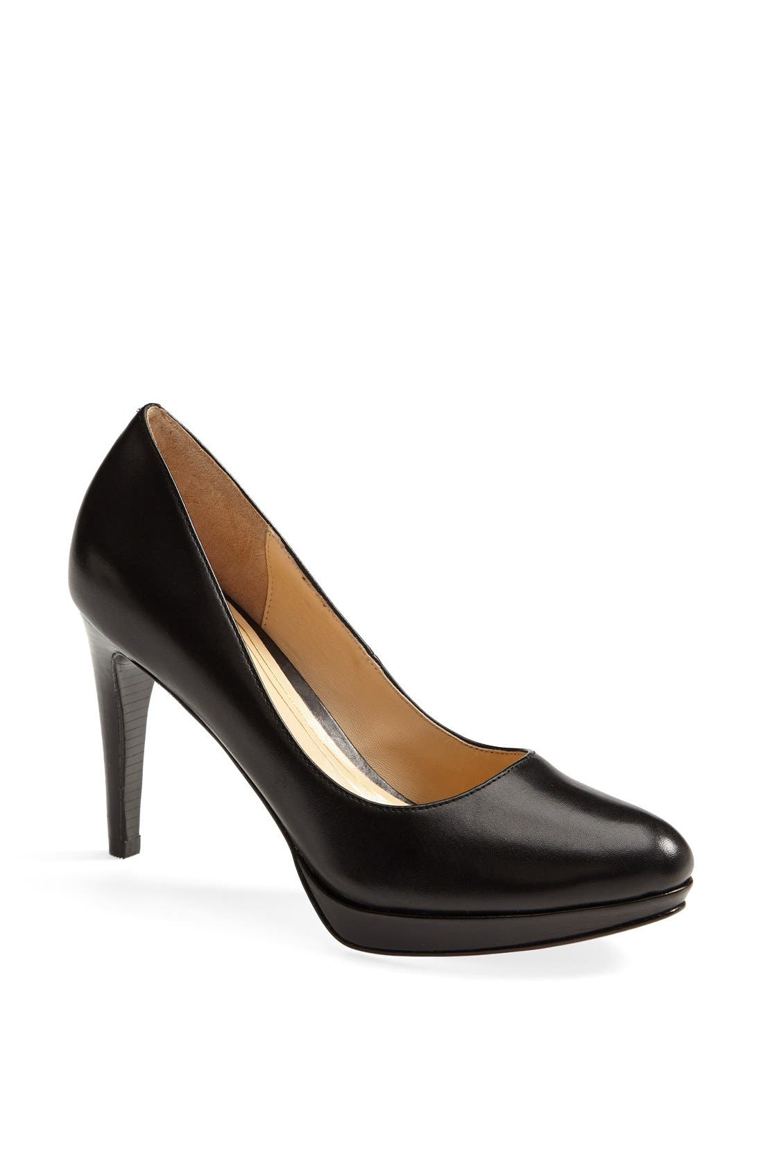 Cole Haan Chelsea Low Leather Pump