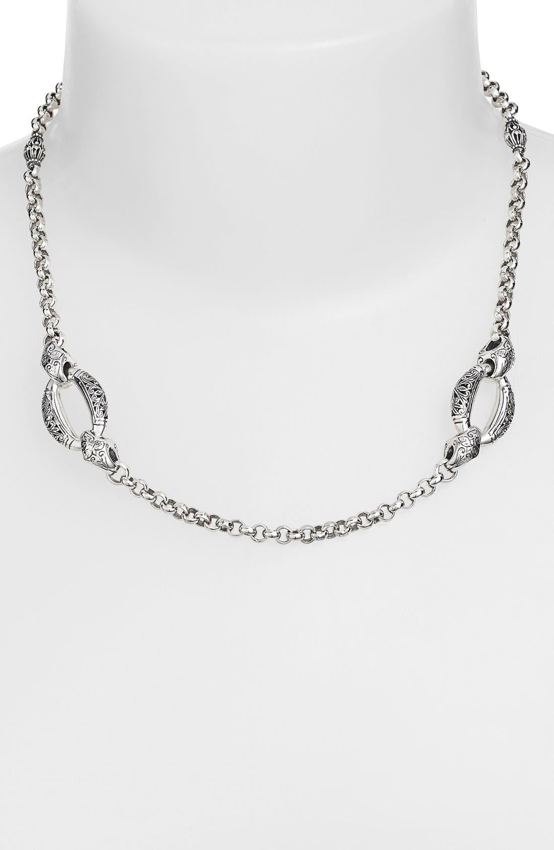 Konstantino 'Classics - Daphne' Link Necklace