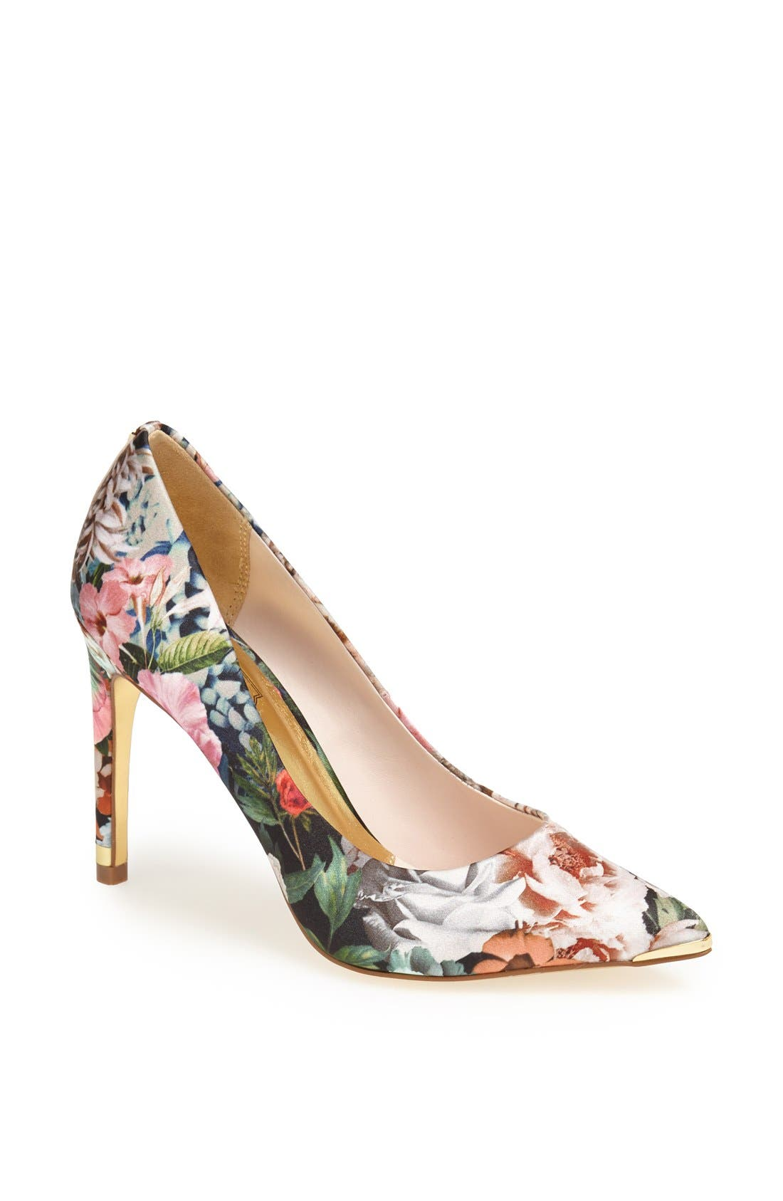 Alternate Image 1 Selected - Ted Baker London 'Luceey' Pump