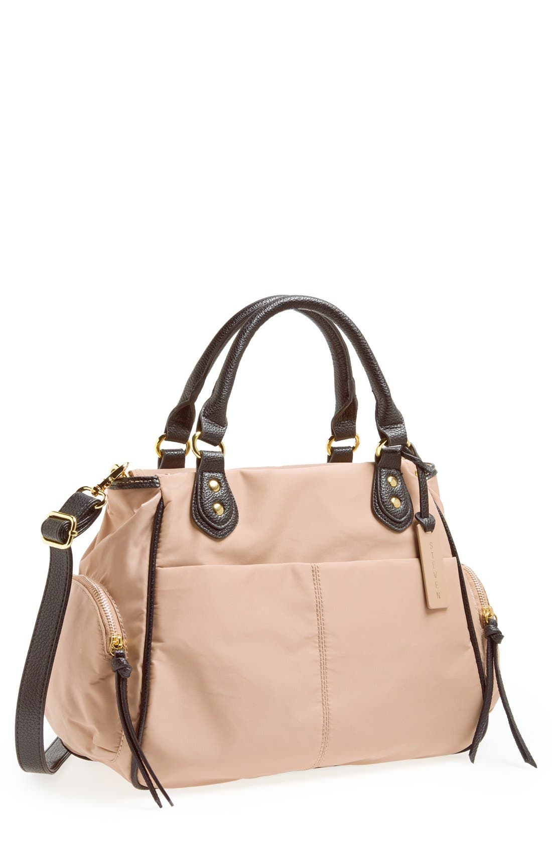 Alternate Image 1 Selected - Steven by Steve Madden 'Hallie' Satchel