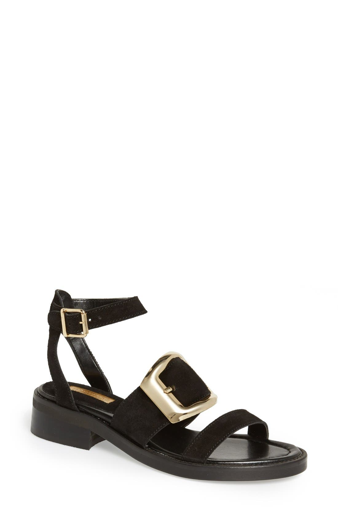 Alternate Image 1 Selected - Topshop 'Francis' Sandal