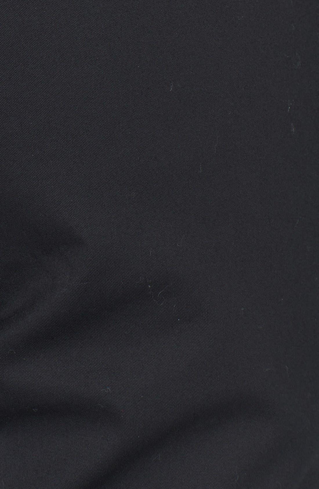 Alternate Image 3  - 3.1 Phillip Lim Crop Stretch Cotton Pencil Trousers