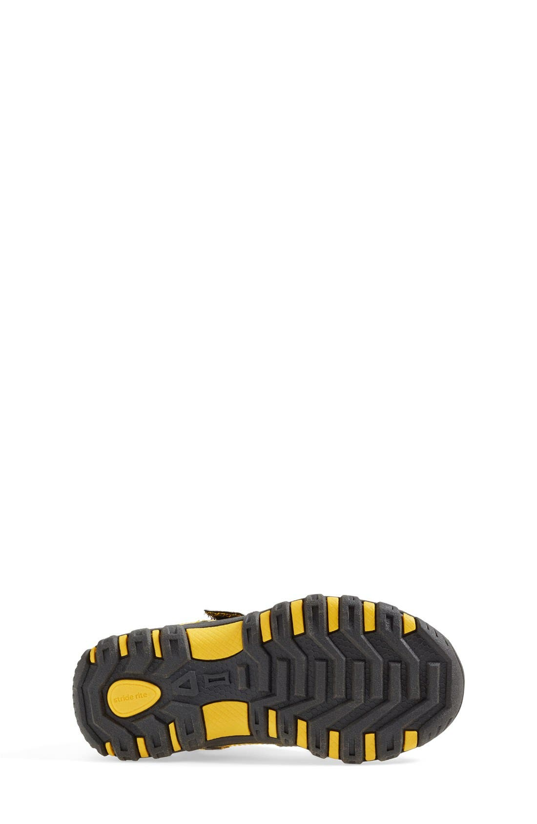 Alternate Image 4  - Stride Rite 'Bumblebee™' Light-Up Sneaker (Online Only) (Walker, Toddler & Little Kid)