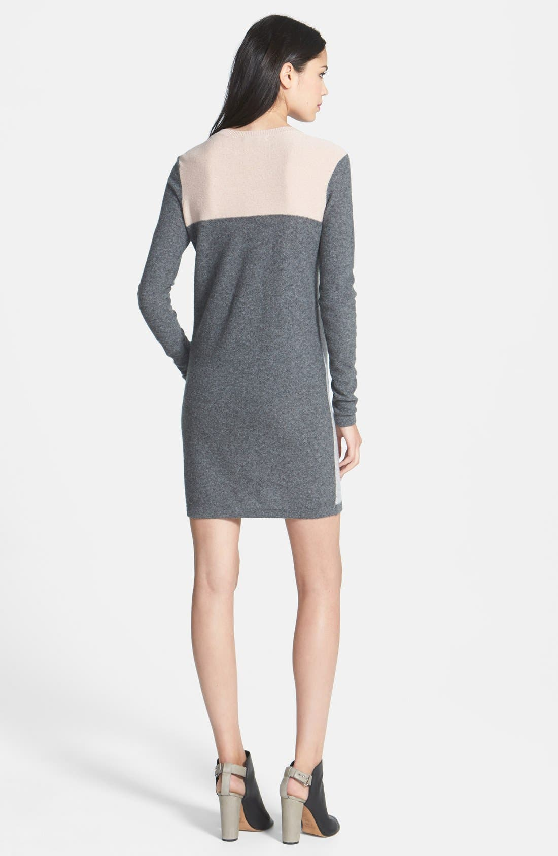 Alternate Image 2  - Vince Sweater Dress