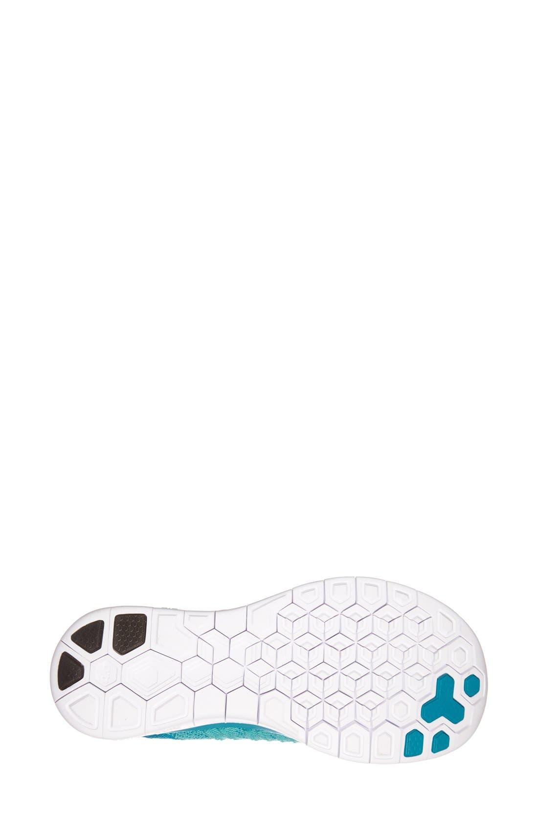 Alternate Image 4  - Nike 'Free 4.0 Flyknit' Running Shoe (Women) (Regular Retail Price: $120.00)
