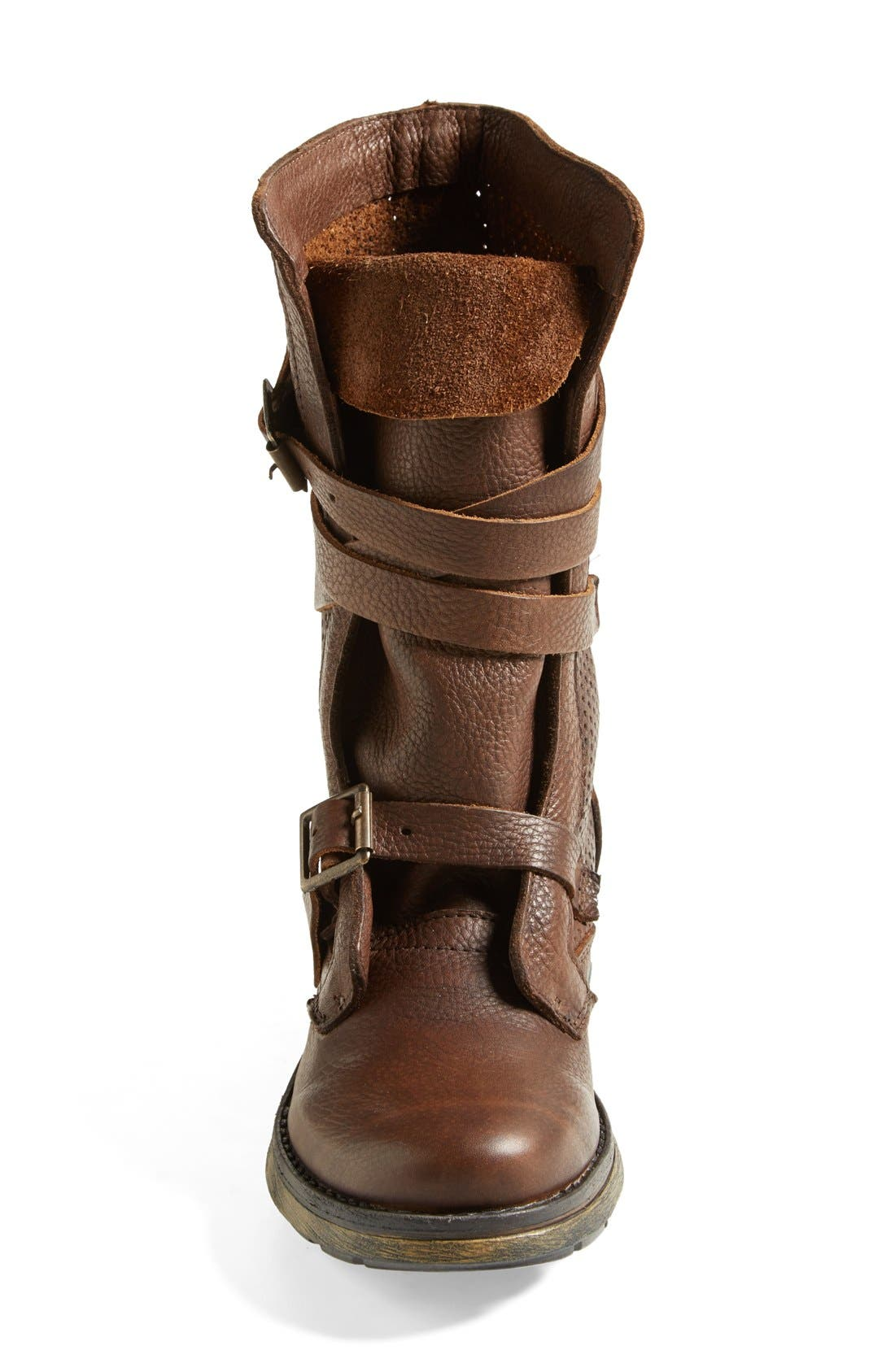 Alternate Image 3  - Steve Madden 'Bosston' Leather Boot (Women)