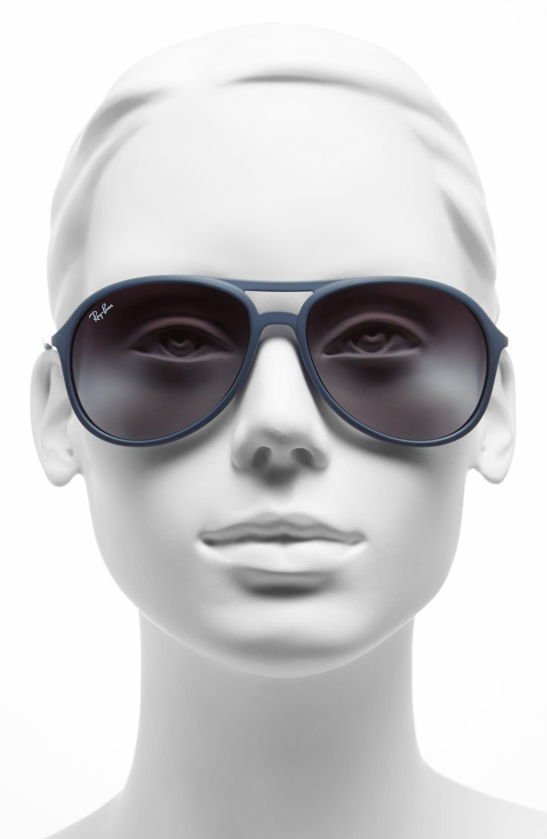 Alternate Image 2  - Ray-Ban 'Youngster' 55mm Sunglasses