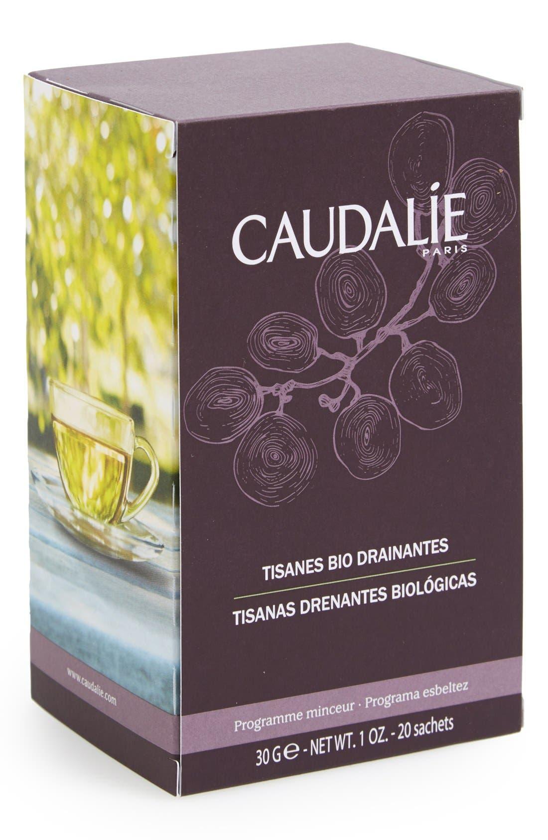CAUDALÍE Draining Organic Herbal Teas