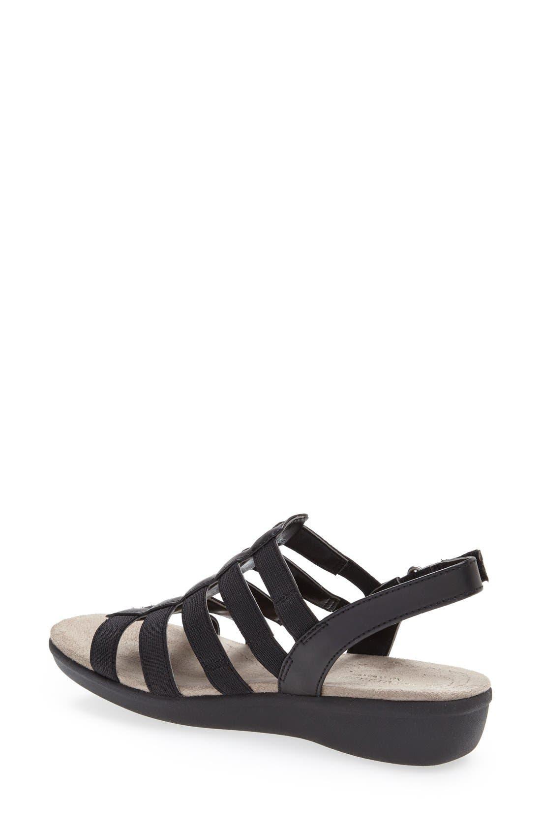 Alternate Image 2  - Naturalizer 'Wyonna' Leather Sandal (Women)