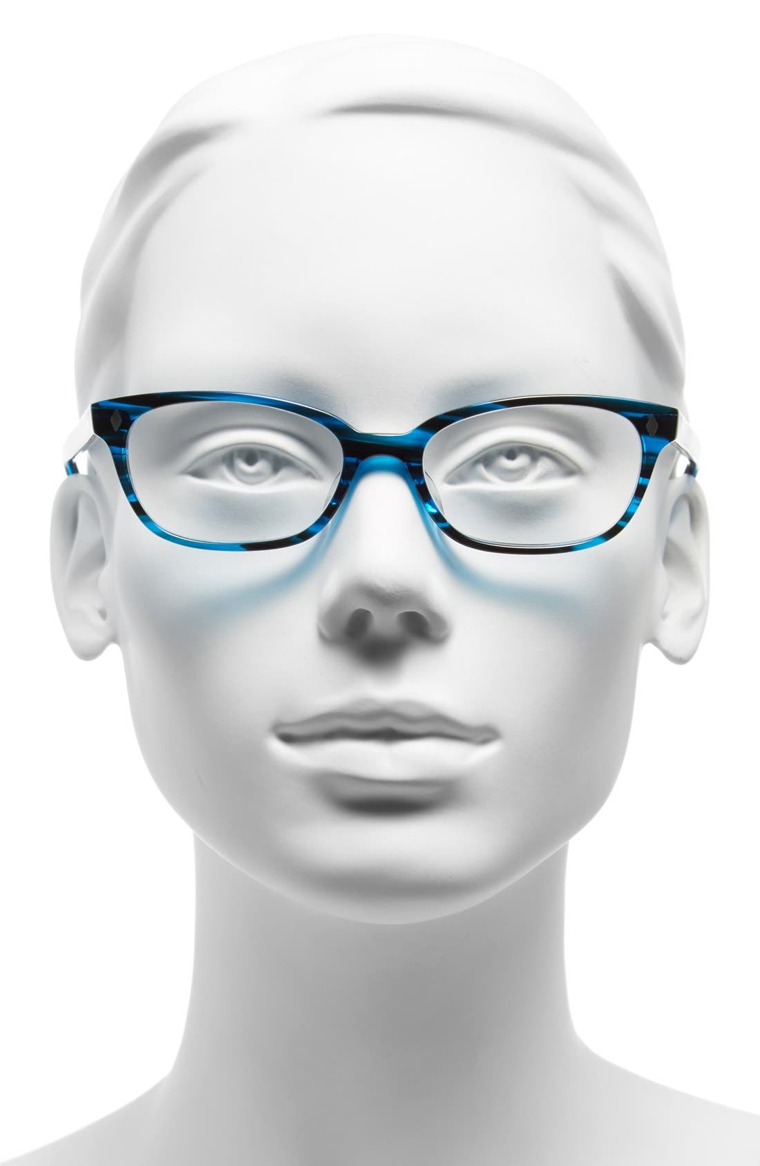 Alternate Image 2  - Corinne McCormack 'Cyd' 50mm Reading Glasses (2 for $88)