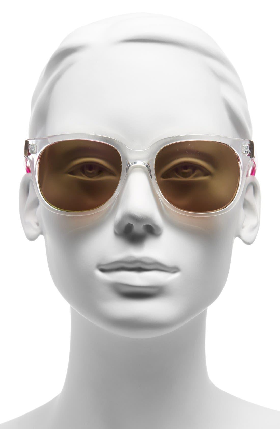 Alternate Image 2  - Steve Madden 52mm Retro Sunglasses