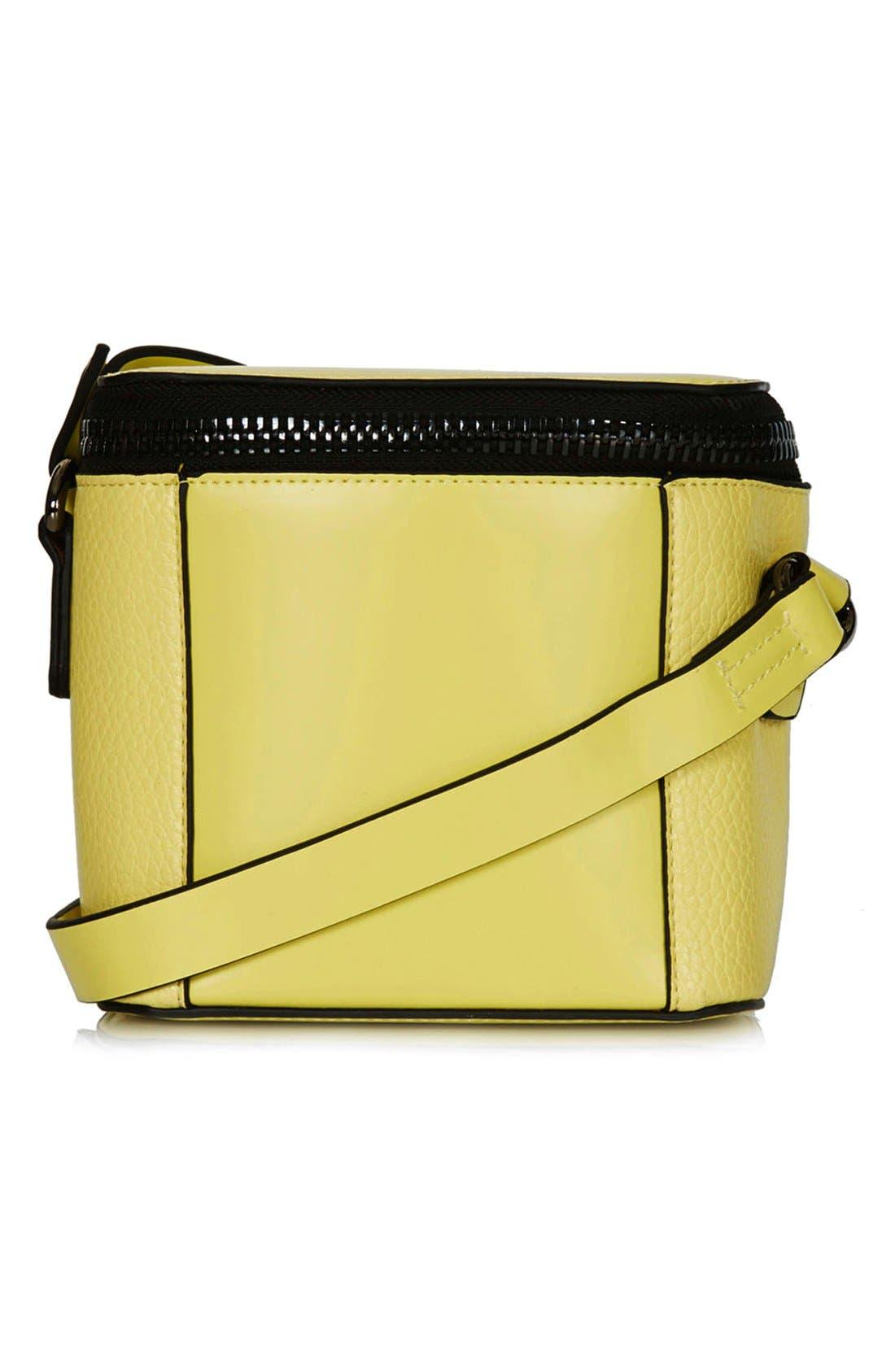 Alternate Image 1 Selected - Topshop Mini Crossbody Bag