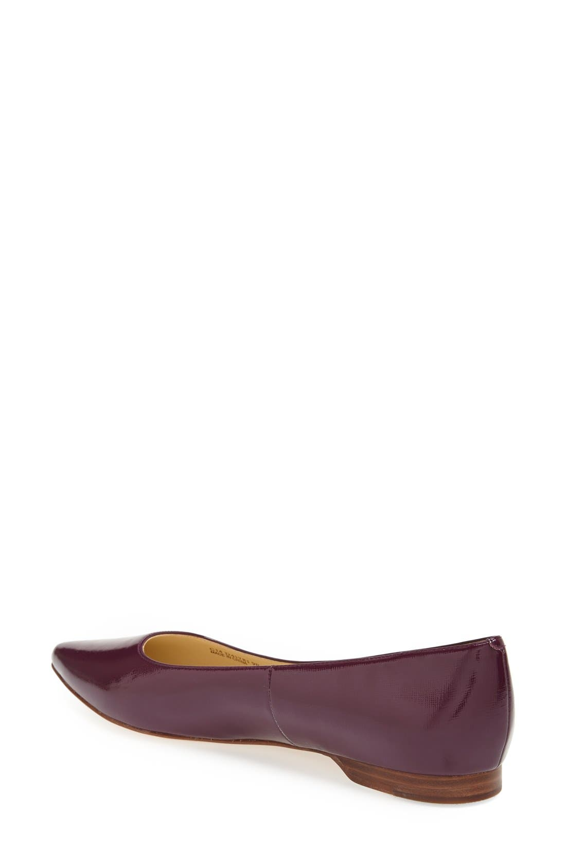 Alternate Image 2  - Cole Haan 'Magnolia' Skimmer Flat (Women)