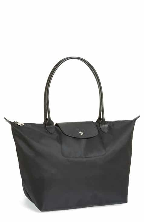 timeless design 05913 6a550 Longchamp  Large Le Pliage Neo  Nylon Tote