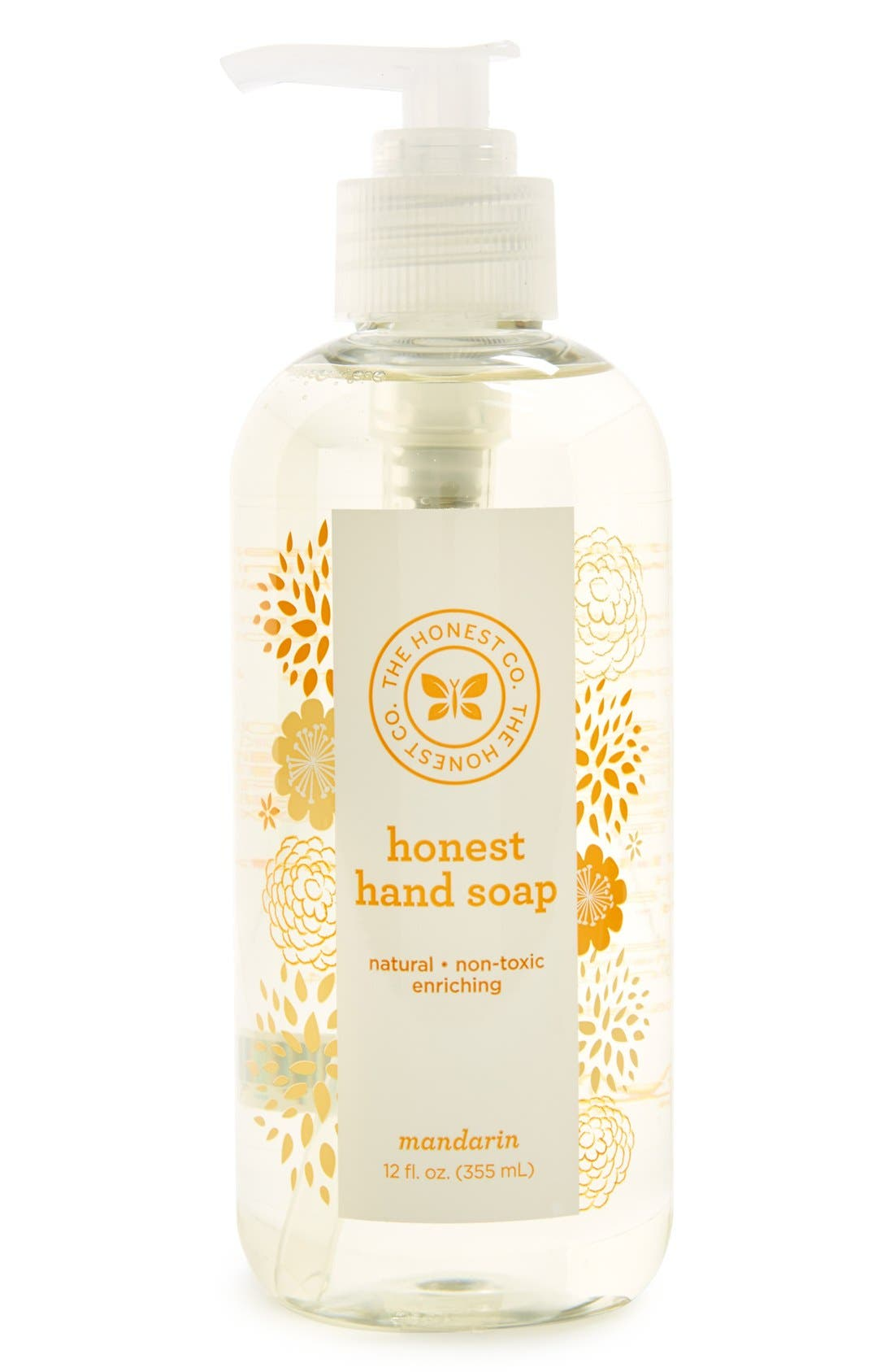 Alternate Image 1 Selected - The Honest Company Hand Soap