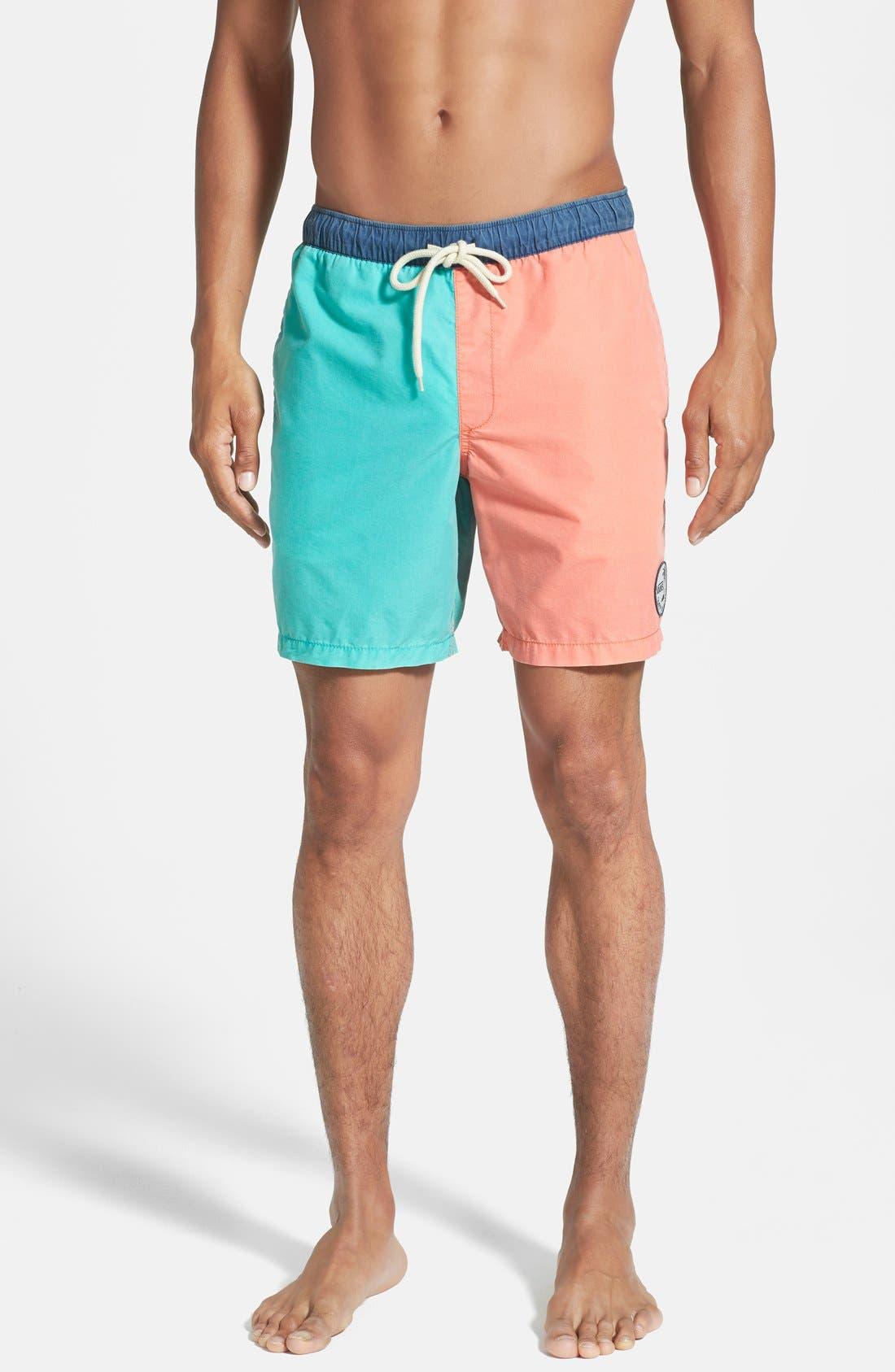 Main Image - Vans 'Sloat' Hybrid Shorts