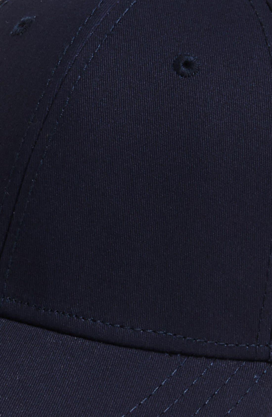 The Director's Baseball Cap,                             Alternate thumbnail 3, color,                             Navy