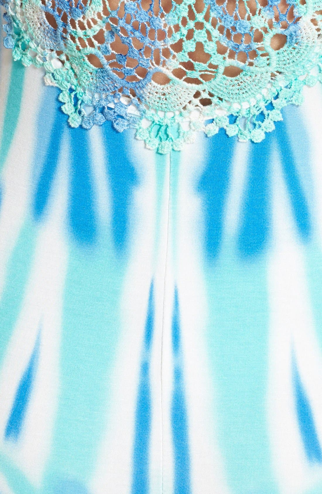 Alternate Image 3  - Felicity & Coco Crochet Back Tie Dye Maxi Dress (Regular & Petite) (Nordstrom Exclusive)