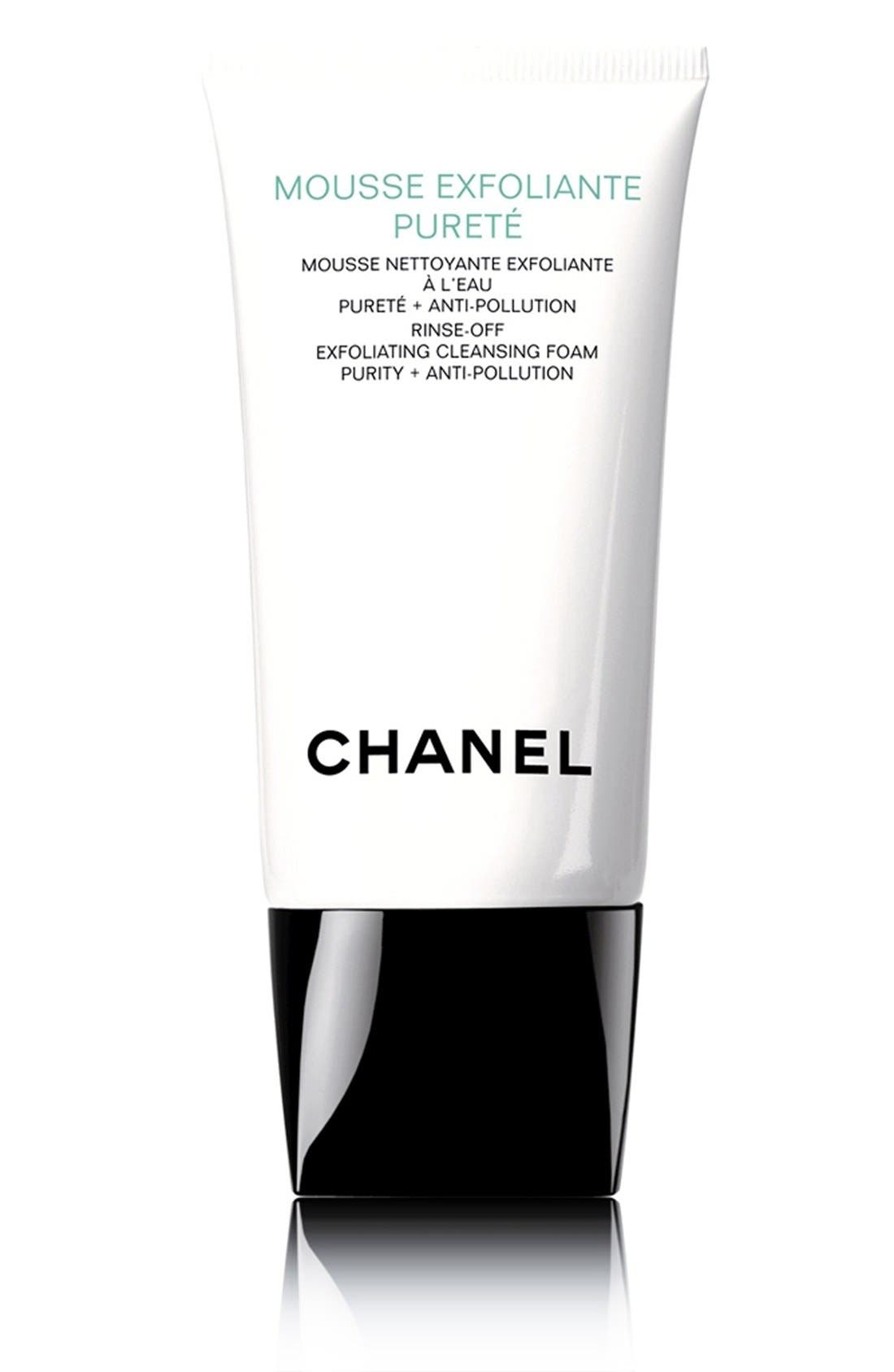 CHANEL MOUSSE EXFOLIANTE PURETÉ 