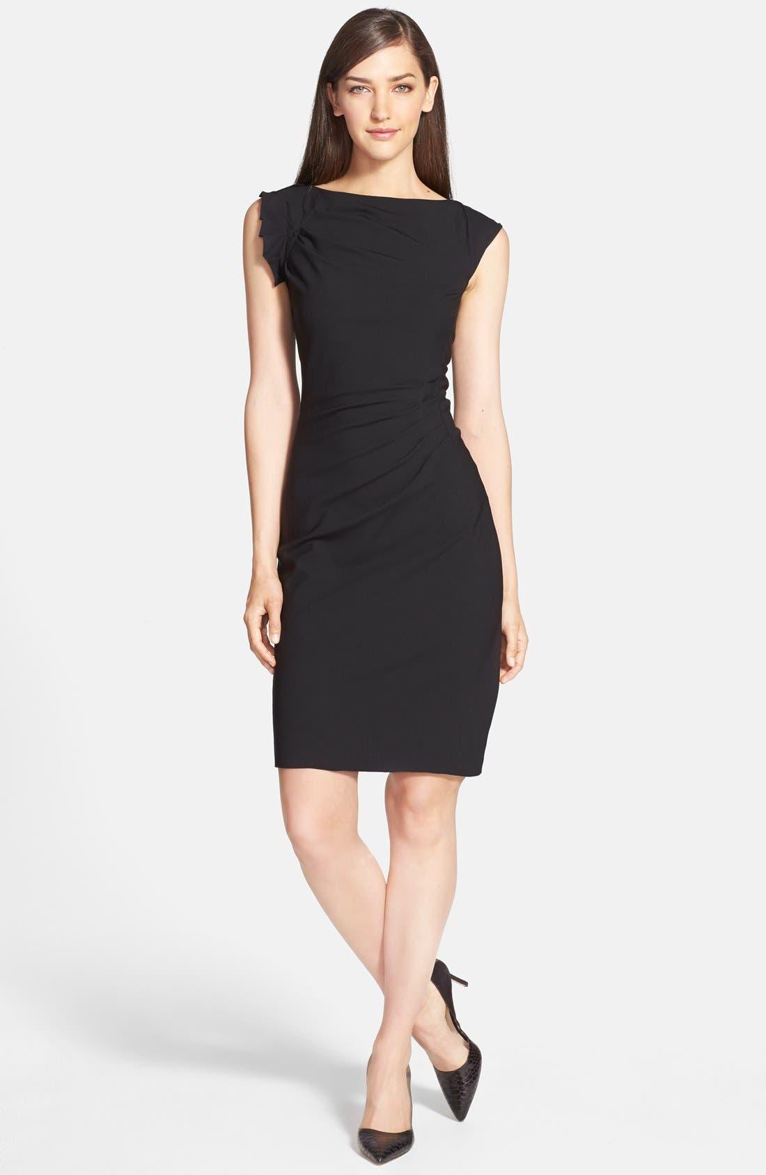Alternate Image 1 Selected - BOSS 'Daperla' Dress