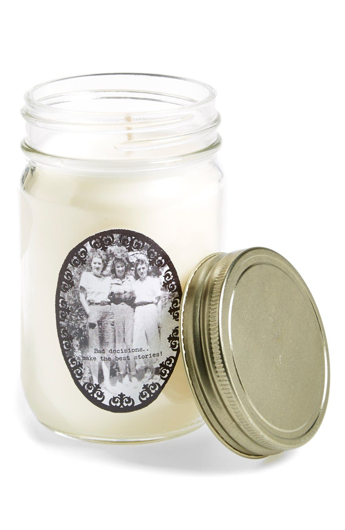 Main Image - Trash Talk by Annie 'Bad Decisions' Candle