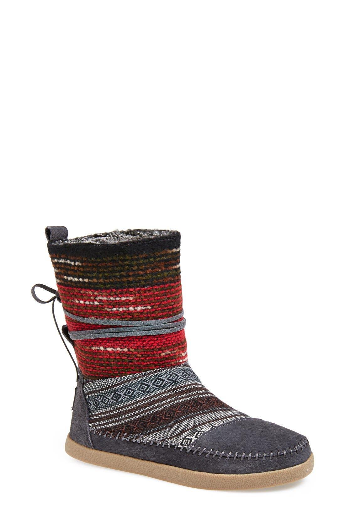 Alternate Image 1 Selected - TOMS 'Nepal' Boot (Women)