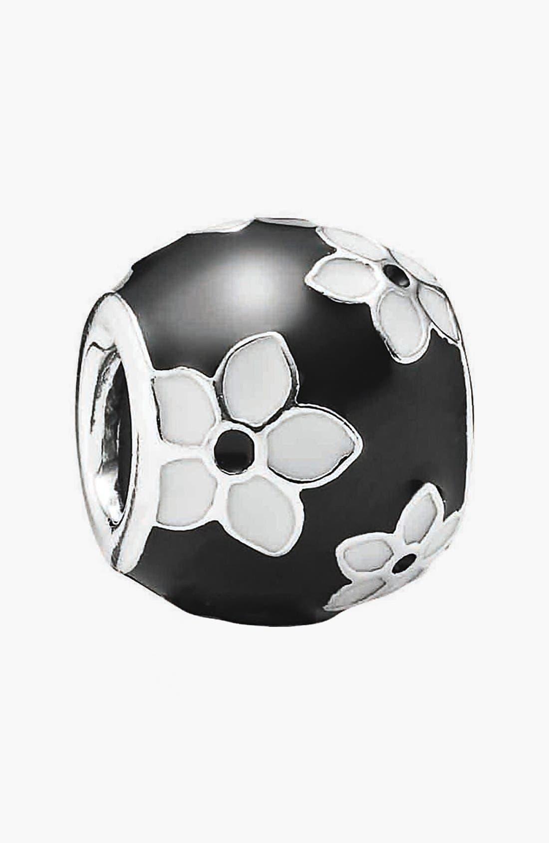 Alternate Image 1 Selected - PANDORA 'Mystic Floral' Bead Charm