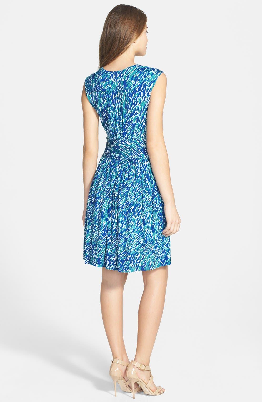 Alternate Image 2  - Plenty by Tracy Reese 'Joanne' Print Jersey Fit & Flare Dress