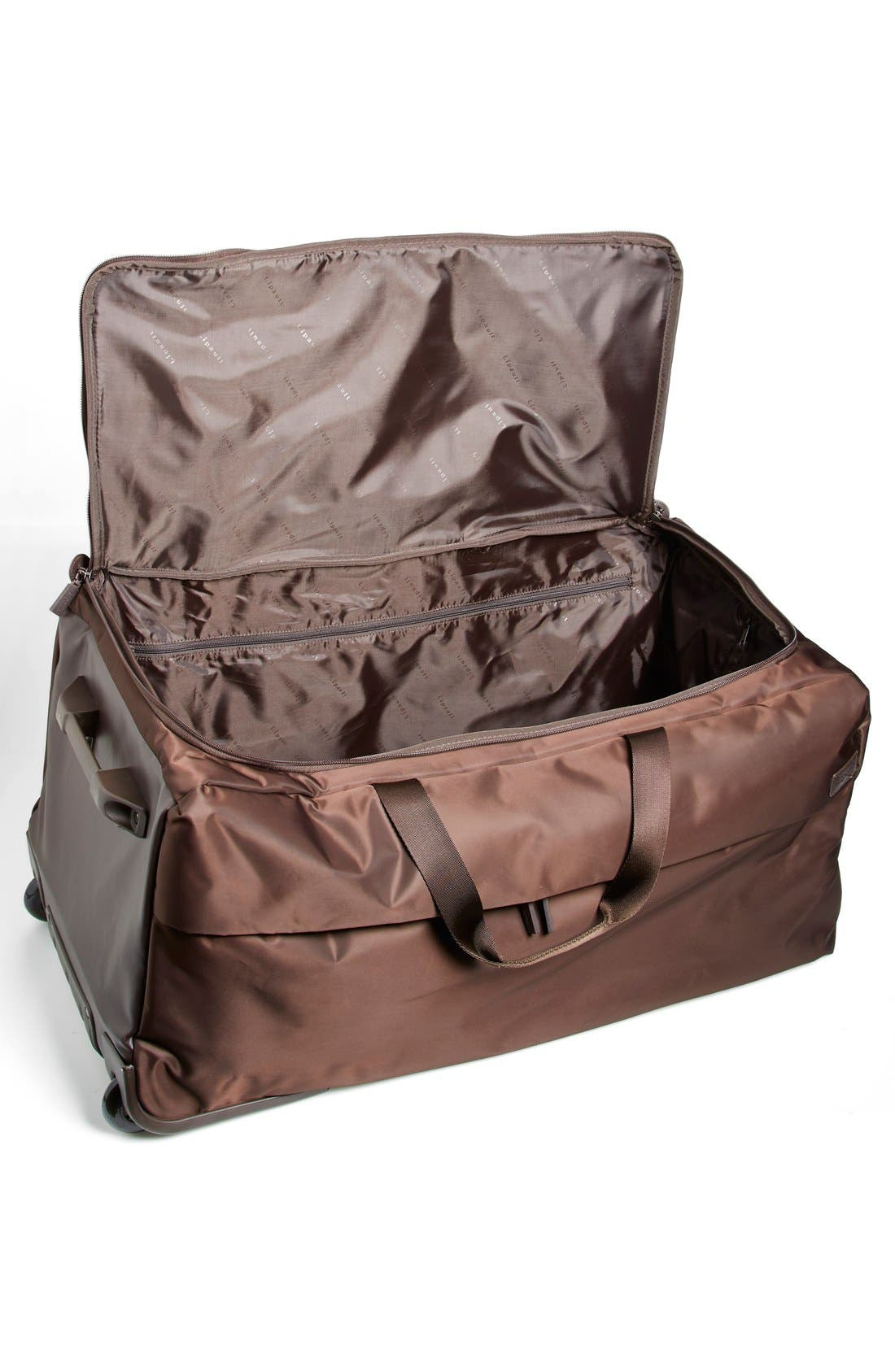 Alternate Image 2  - LIPAULT Paris Foldable Rolling Duffel Bag (30 Inch)