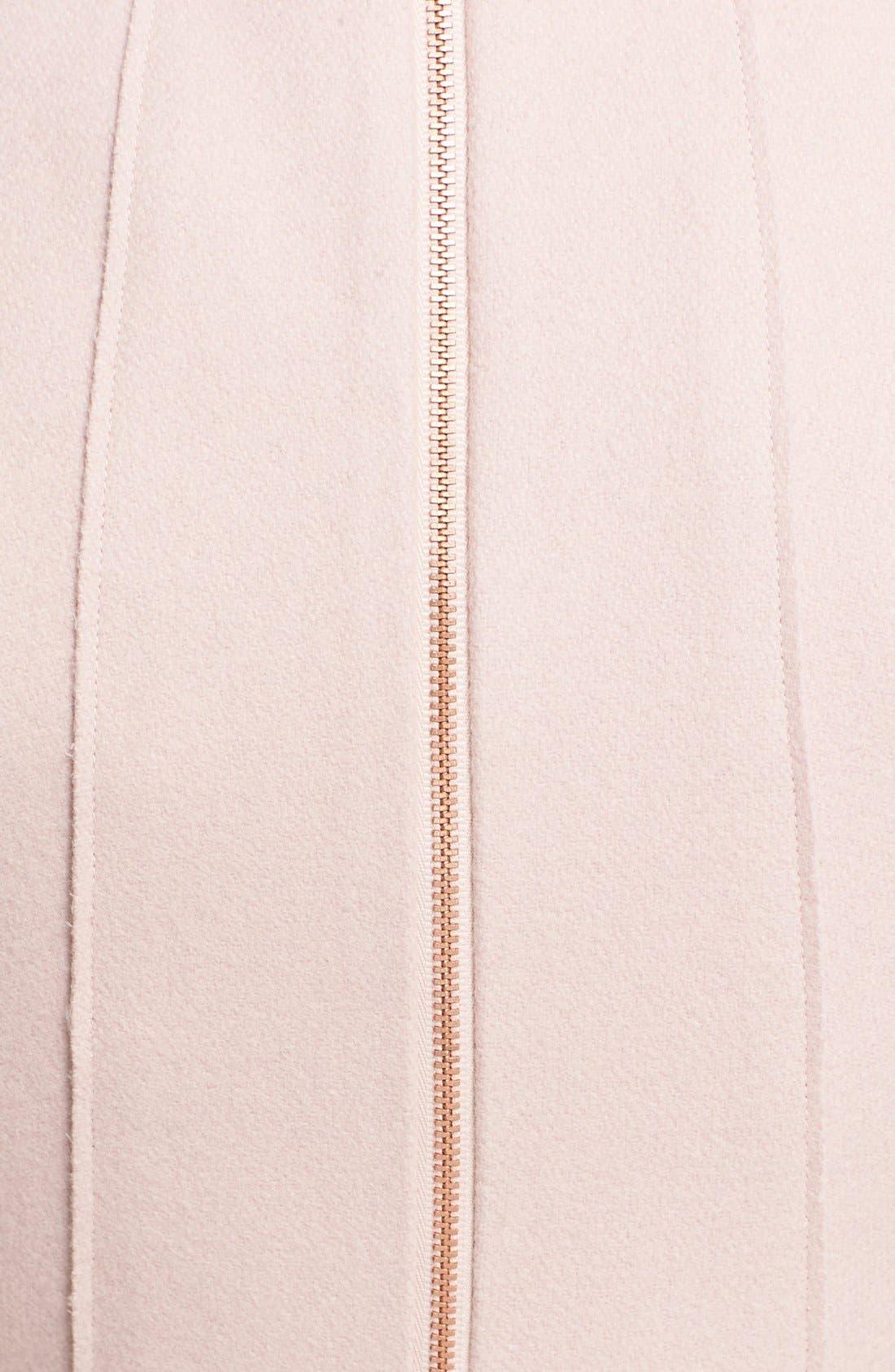Alternate Image 2  - Ted Baker London 'Coralen' Structured Wool Blend Sheath Dress