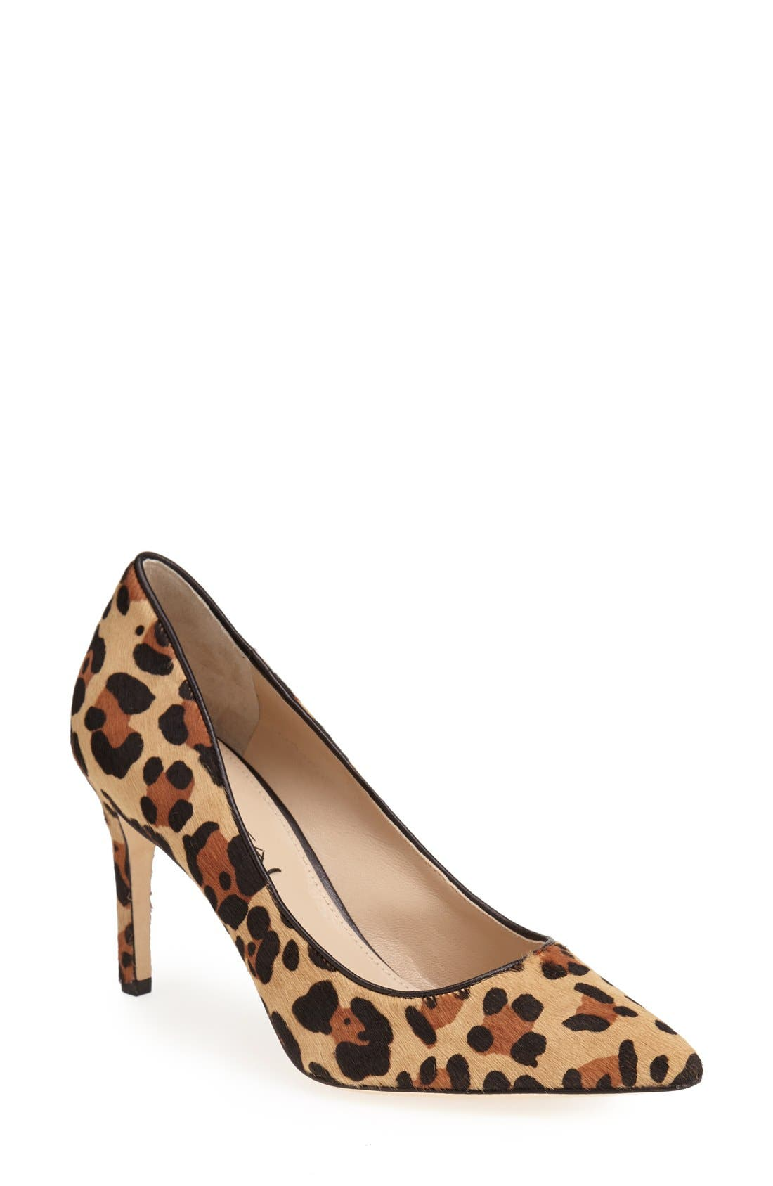 Main Image - Via Spiga 'Carola' Pointy Toe Pump (Women)