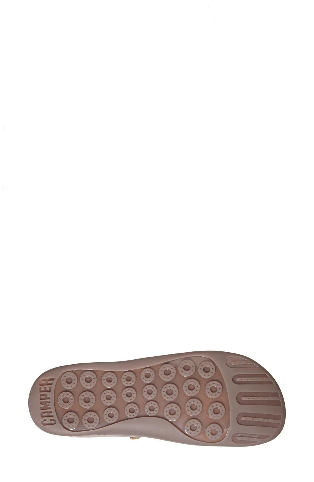 Alternate Image 4  - Camper 'Peu Cami' Leather Sneaker (Women)