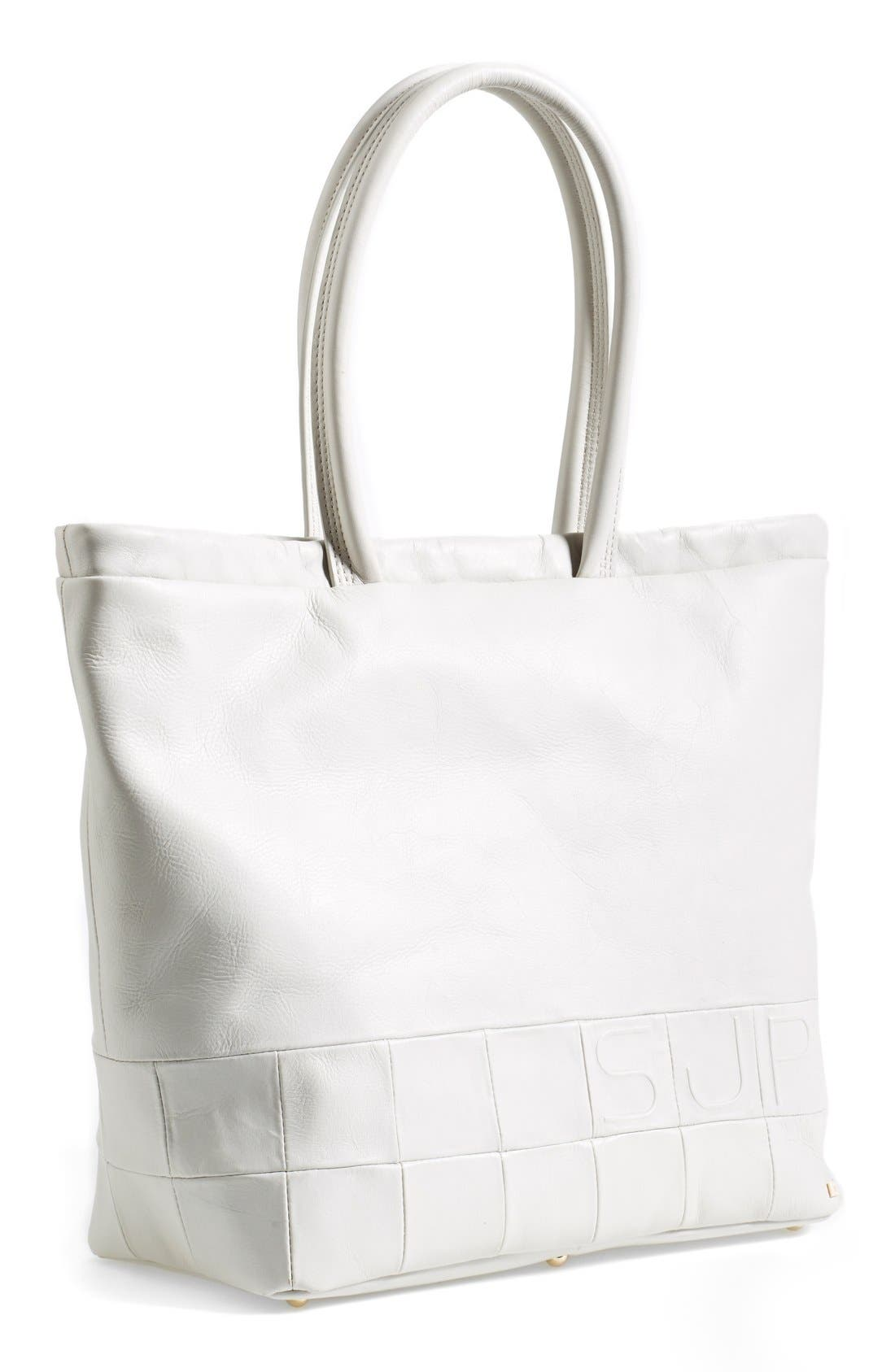 Alternate Image 1 Selected - SJP 'Greenwich' Leather Tote