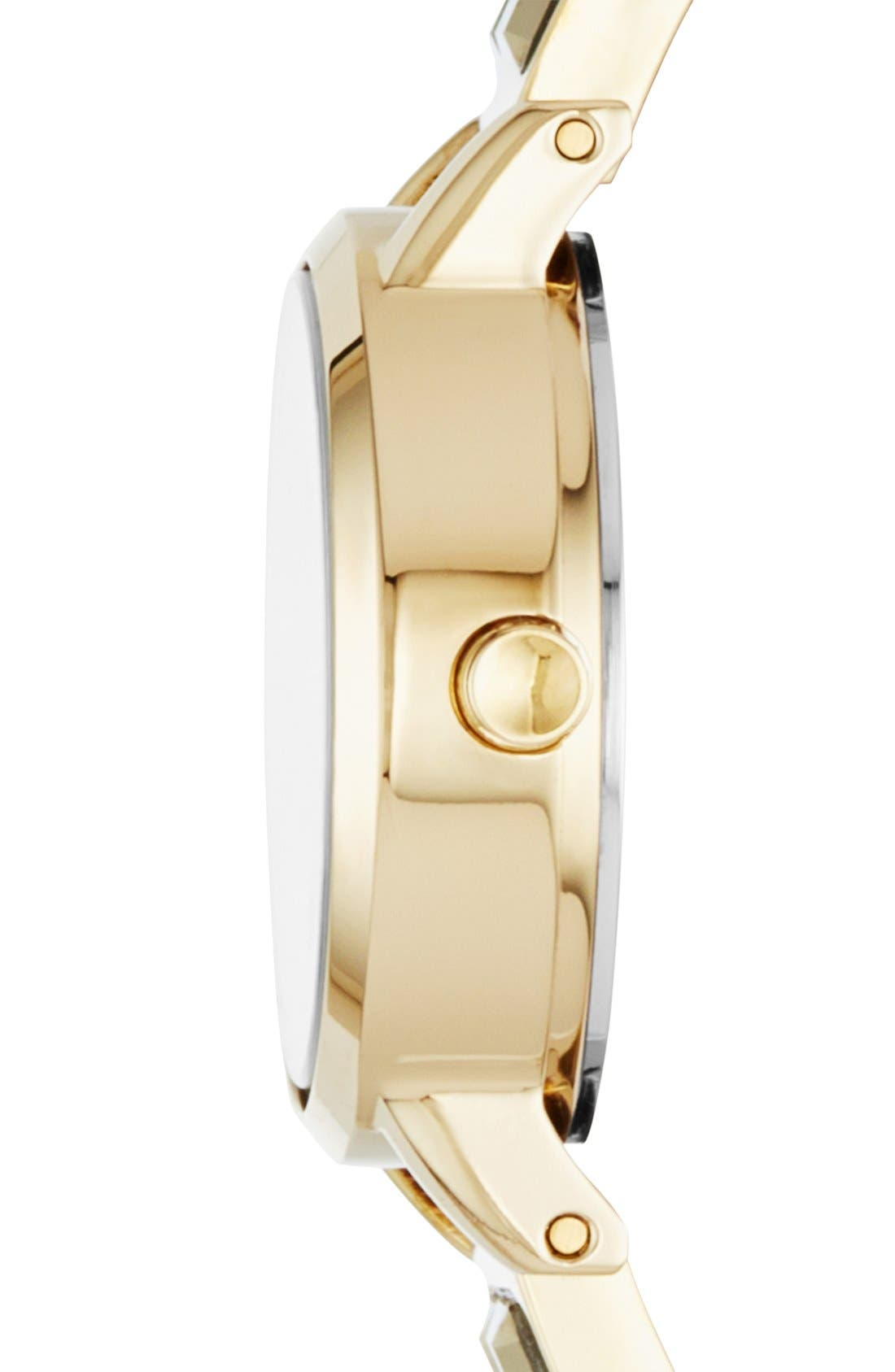 Alternate Image 3  - DKNY 'Soho' Round Bangle Watch, 24mm