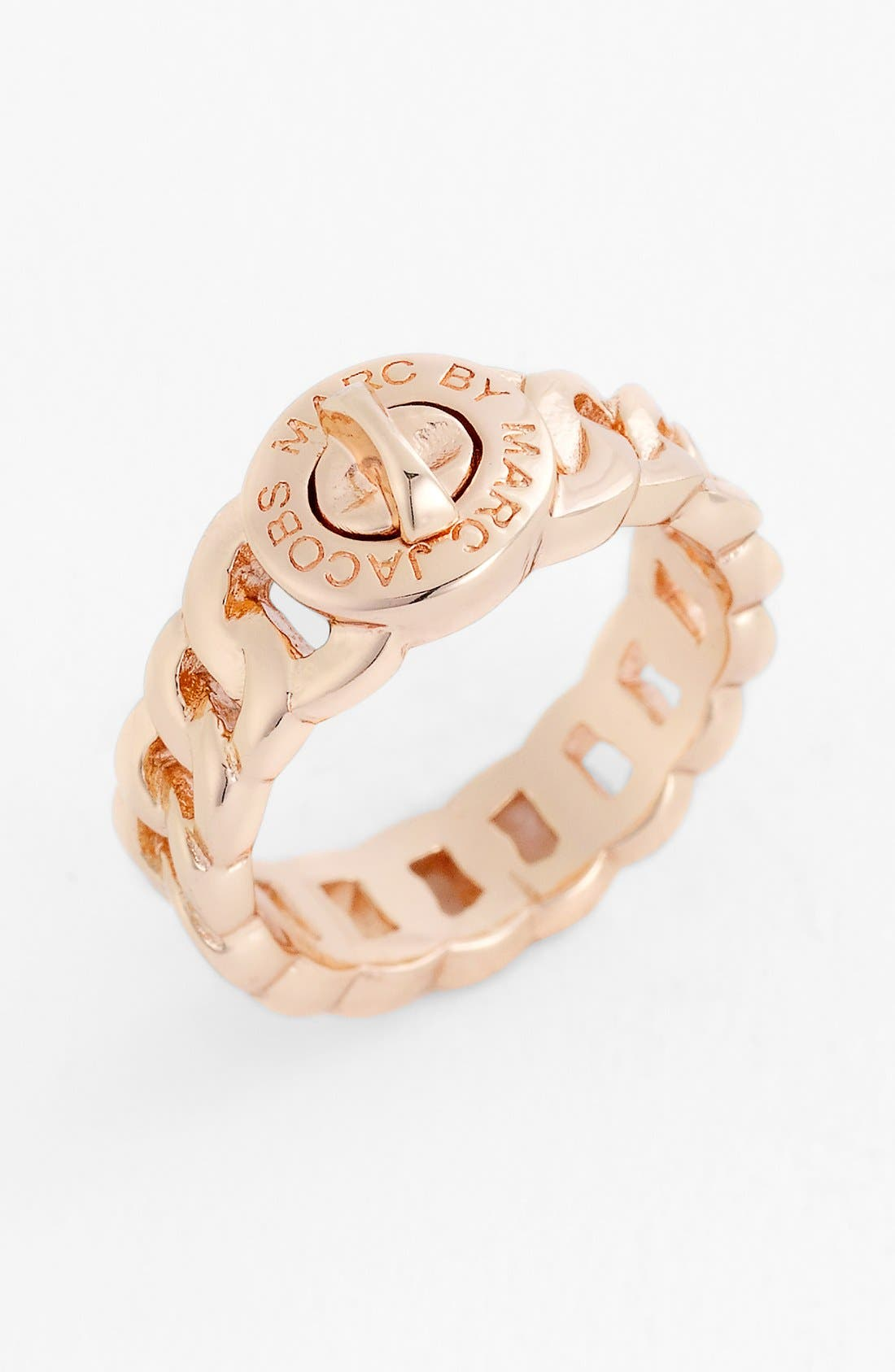 Alternate Image 1 Selected - MARC BY MARC JACOBS 'Turnlock - Katie' Small Ring