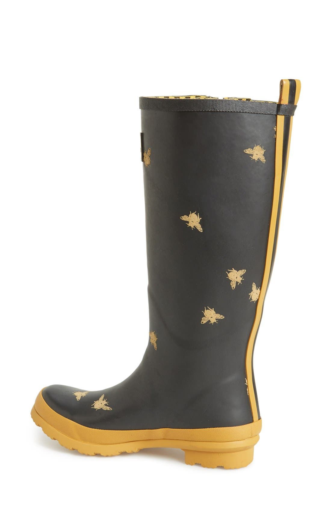 Alternate Image 2  - Joules 'Wellyprint' Rain Boot (Women)