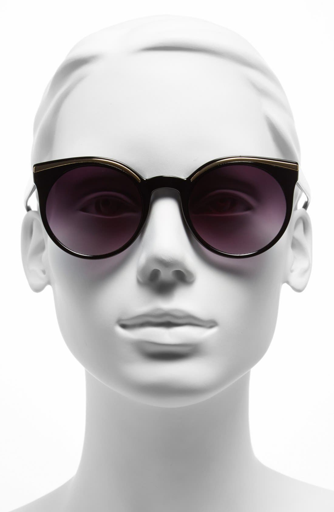 Alternate Image 2  - Fantas Eyes 'Cherry' 63mm Sunglasses